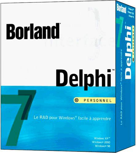 Borland delphi скачать 7