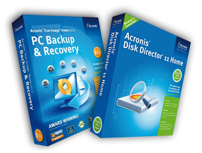 The Best Computer Backup Software - Acronis True Image